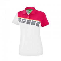 5-C Poloshirt love...